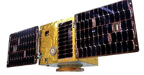 今週の人口衛星「ソクラテス」