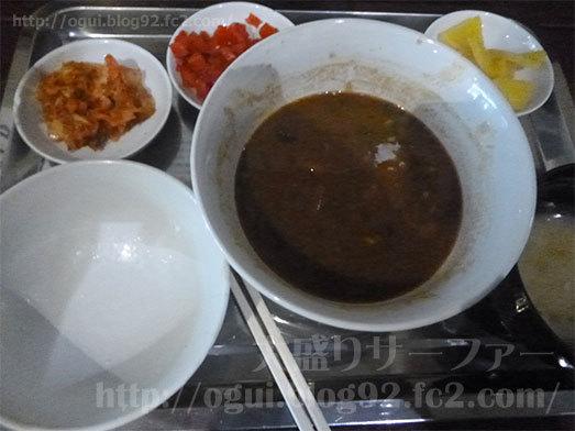沖縄カレーそばでご飯おかわり三昧040