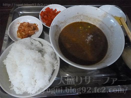 沖縄カレーそばでご飯おかわり三昧041