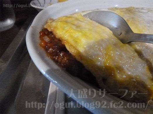 沖縄風オムライスを実食057