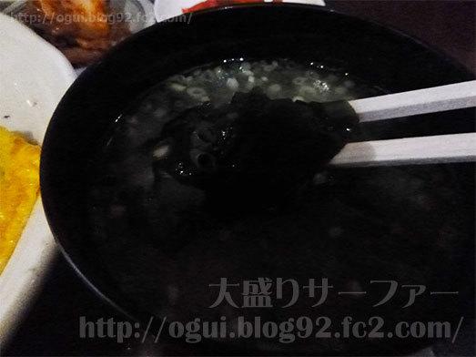 沖縄風オムライスを実食060