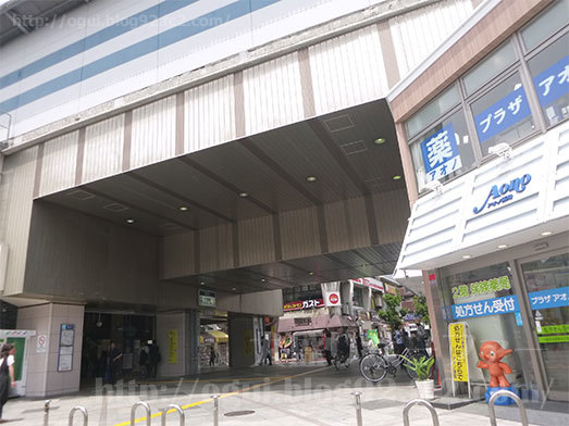東京メトロ東西線の行徳駅002