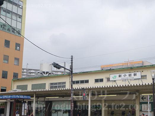 JR総武線の新小岩駅の景色028