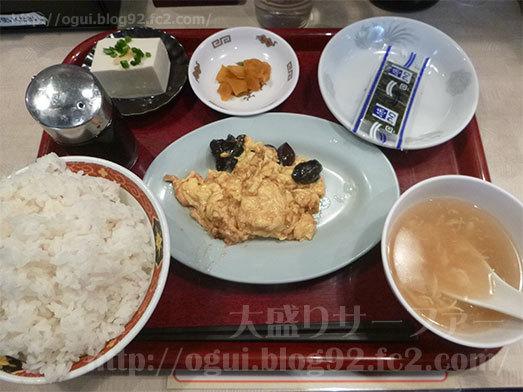 モーニングサービス朝定食の彩り小皿定食040