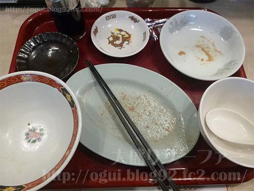 モーニングサービス朝定食を完食050