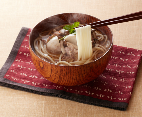 里芋の芋煮汁風ほっと麺