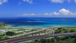 沖縄,ニライカナイ橋,動画