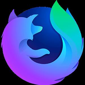 FirefoxNightly アイコン