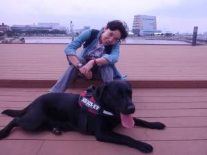 人工木デッキにひと言申す :愛犬家の皆さま、ご注意を!