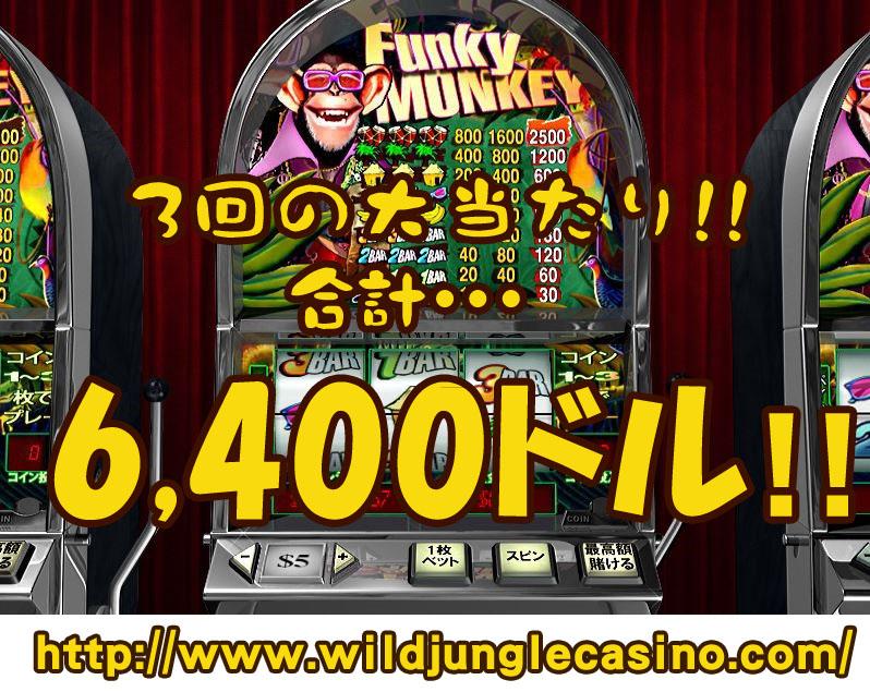Funky Monkey_JP