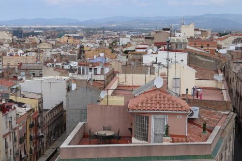 建物の屋上