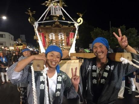 20170921神輿の祭典 (2)