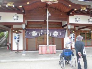 通常デイ鹿嶋神社
