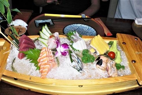 日本食レストラン1