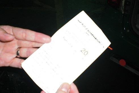 タクシー券