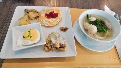 ノボテル朝食2