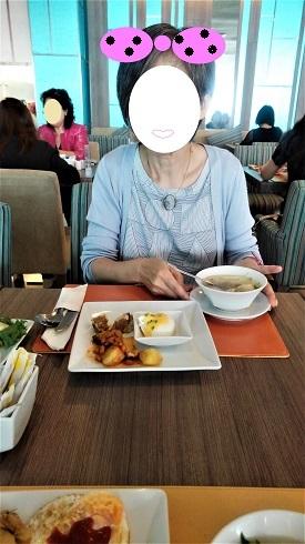ノボテル朝食4