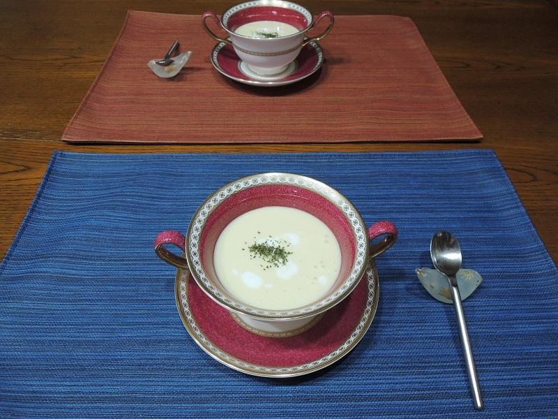 コーンスープです