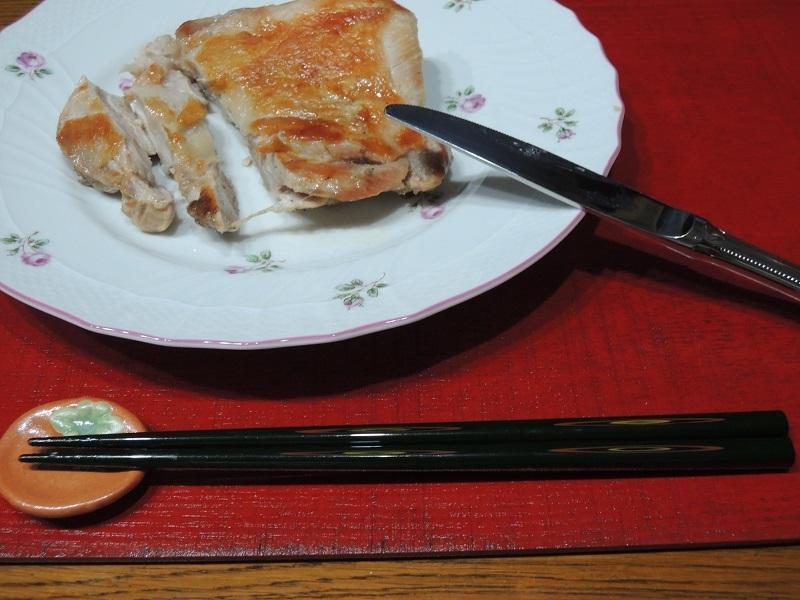 お箸とナイフ