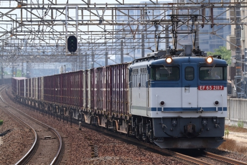 5087レ 大高駅