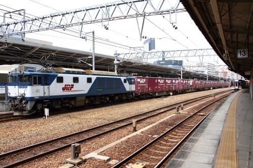 3091レ 名古屋駅