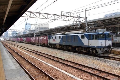 2071レ 名古屋駅
