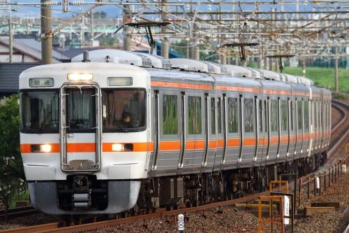 東海道本線回送列車 下地駅