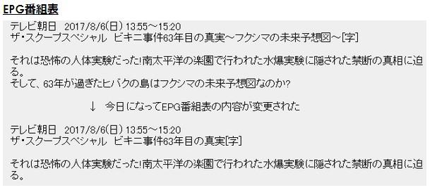 テレビ朝日 ビキニ 2