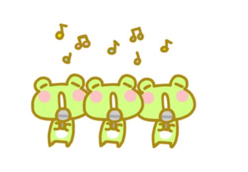 カエル 合唱