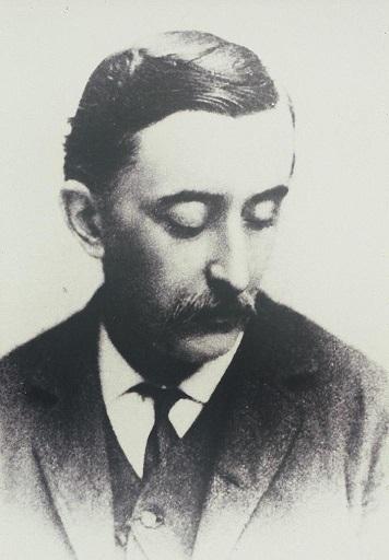 小泉八雲(1889年頃)