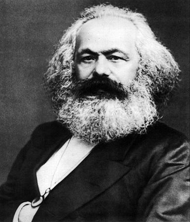 1875年のマルクス