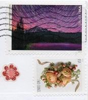切手20  アメリカ