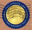 切手21  アメリカ