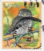 切手  ラトビア