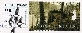 切手12  フィンランド