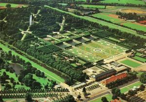 ヘレンハウゼン王宮庭園