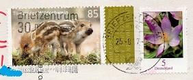 切手40  ドイツ