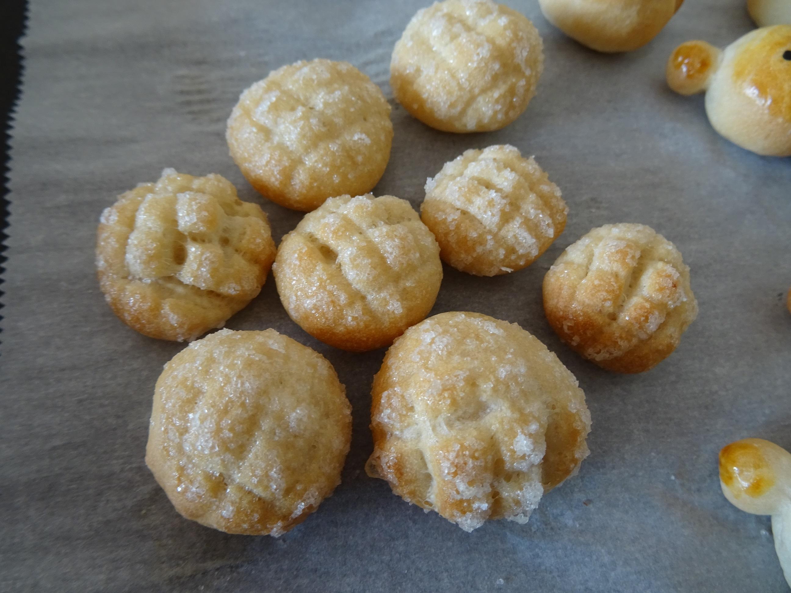 パン生地で作るミニチュア小物4