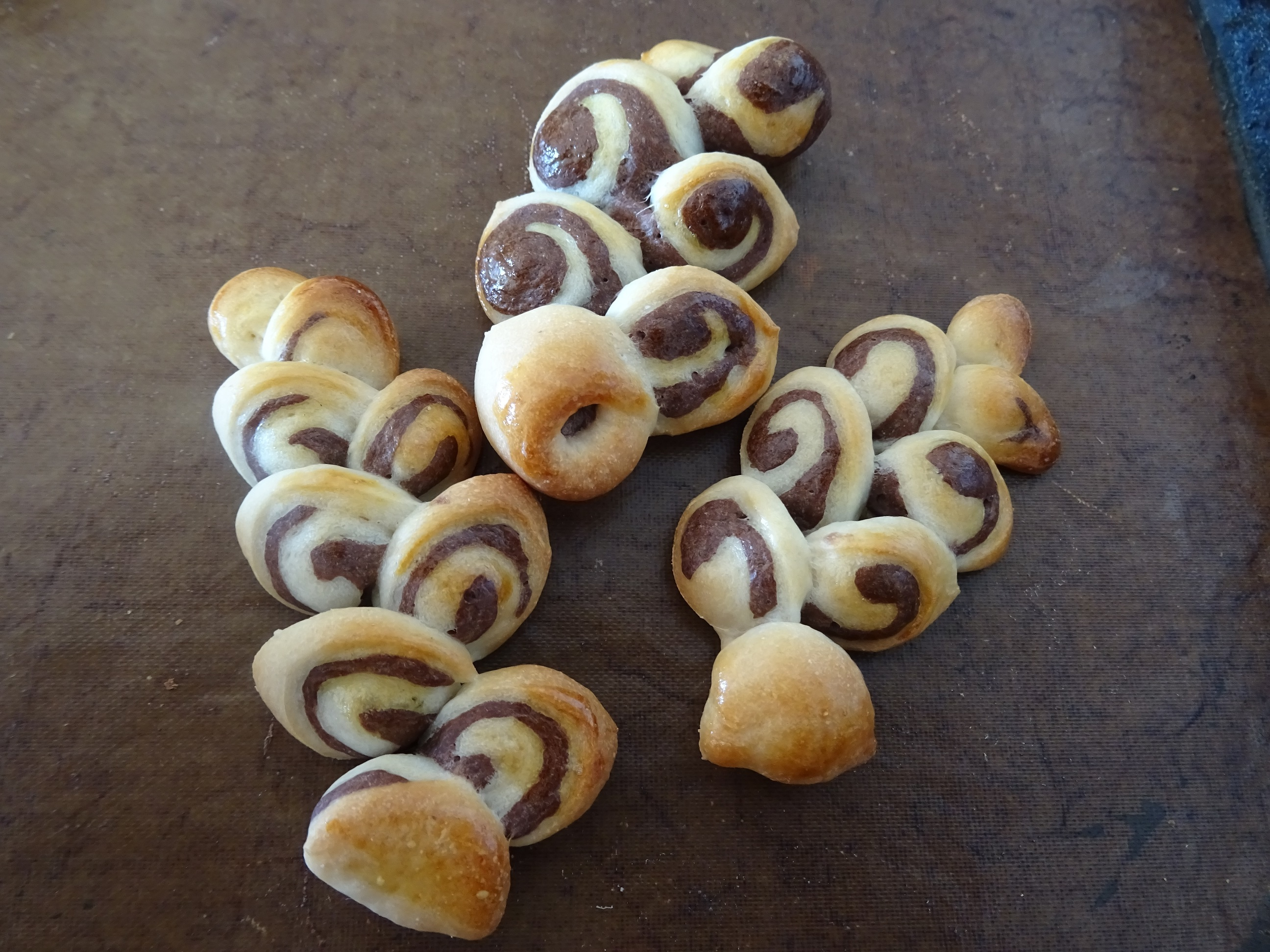パン生地で作るミニチュア小物7