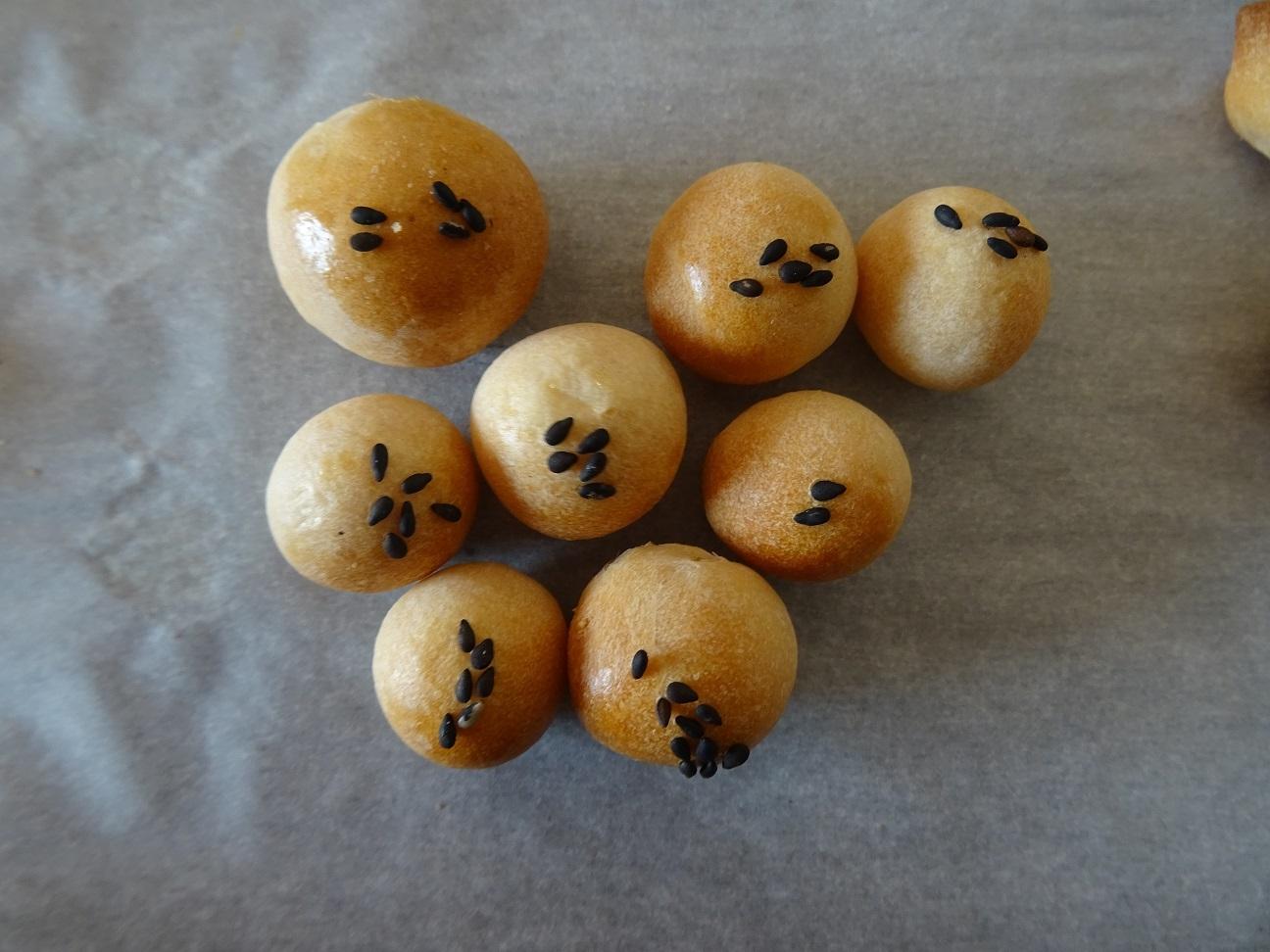 パン生地で作るミニチュア小物8