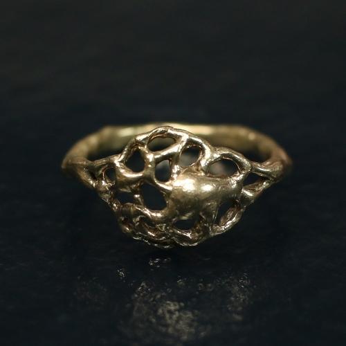 パンタレイ panta rhei 大田区 池上 装身具 アクセサリー 鋳造 シルバー 銅合金 カメオ