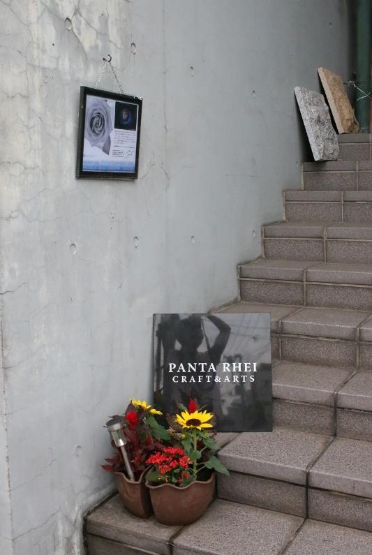 パンタレイ panta rhei 大田区 池上 ギャラリー 写真 田中亜弥子 アクセサリー