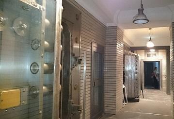 旧日本銀行松江支店地下金庫
