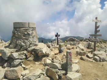 08駒ヶ岳山頂