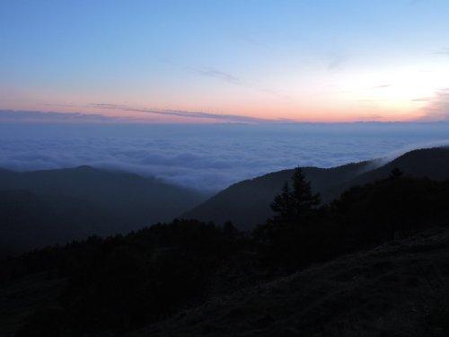 1美ヶ原雲海