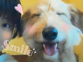 いい笑顔でしょう