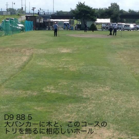 東川 親水河川公園パークゴルフ場 (12)