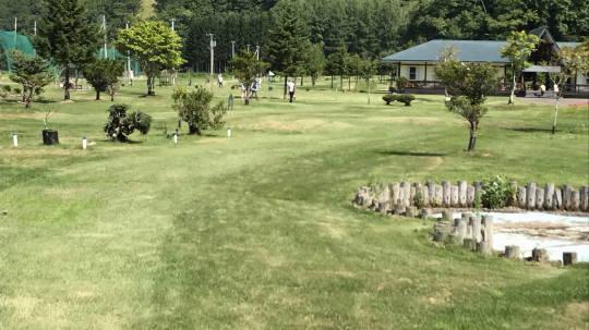 うらほろパークゴルフコース (5)