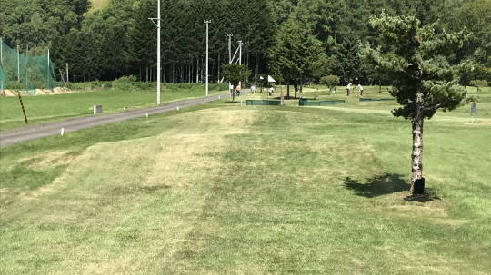 うらほろパークゴルフコース (9)