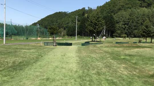 うらほろパークゴルフコース (10)